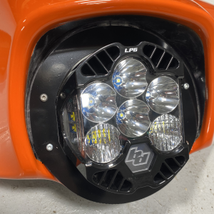 LP6 Streetglide Filler – Powder Coated